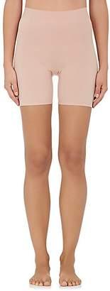 Wolford Women's Shape & Control Cotton-Blend Contour Shorts - Nude