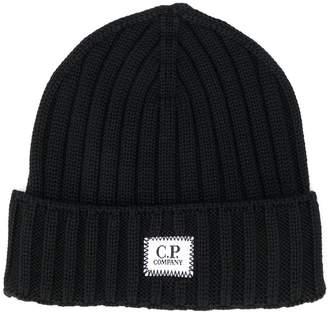 C.P. Company ribbed beanie