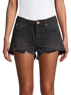 One Teaspoon Classic Denim Shorts