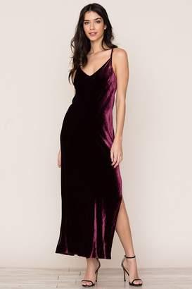 Yumi Kim After Midnight Velvet Dress