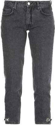 Victoria Beckham Victoria Cropped Jeans