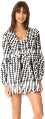 ONE by HELLO PARRY Dara Babydoll Tunic Dress $159 thestylecure.com