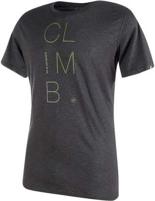 Mammut Massone T-Shirt - Men's