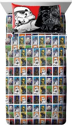 Star Wars Lucasfilm 3 Piece Sheet Set