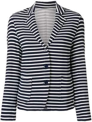 Majestic Filatures casual striped blazer