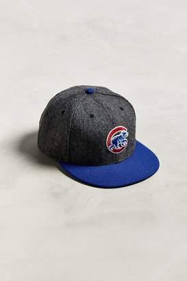 New Era Pattern Pop Chicago Cubs Snapback Hat