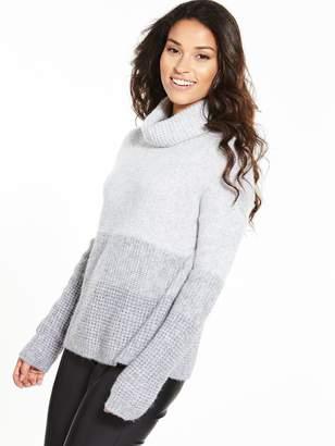 BOSS ORANGE Ilke Jumper - Medium Grey