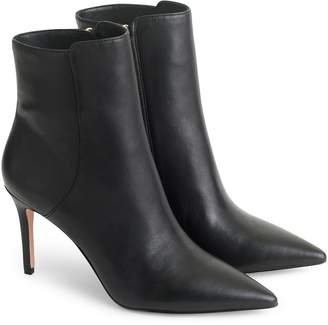J.Crew Pointed Stiletto Ankle Bootie
