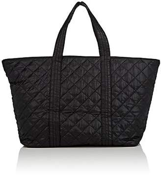 Barneys New York Women's Quilted Tote Bag - Black