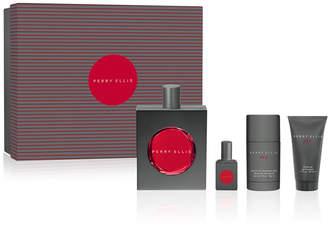 Perry Ellis Men's 4-Pc. Red Gift Set