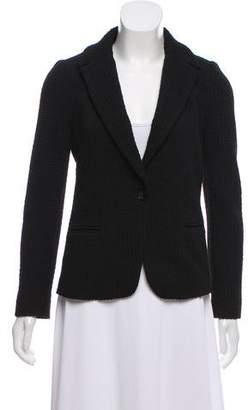 Reiss Knit Textured Blazer