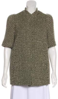 Marni Short Sleeve Wool Jacket