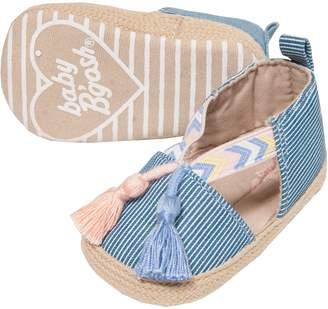 Osh Kosh Oshkosh Bgosh Baby Girl Tassel Espadrille Crib Shoes