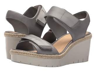 Clarks Palm Shine Women's Wedge Shoes