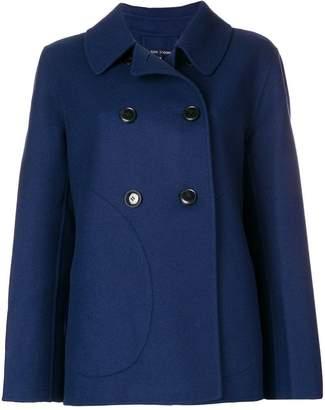 Sofie D'hoore woolen military coat