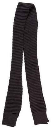 Calvin Klein Rib Knit Scarf