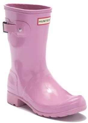 Hunter Tour Short Gloss Boot
