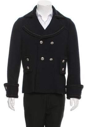 Chanel Caban Wool Blazer w/ Tags