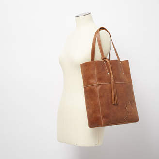 Roots Trans Canada French Tote Tribe