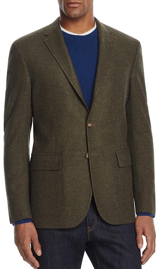 Polo Ralph LaurenPolo Ralph Lauren Houndstooth Wool Sport Coat - 100% Bloomingdale's Exclusive