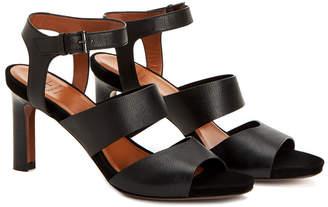 Aquatalia Basha Waterproof Leather Sandal