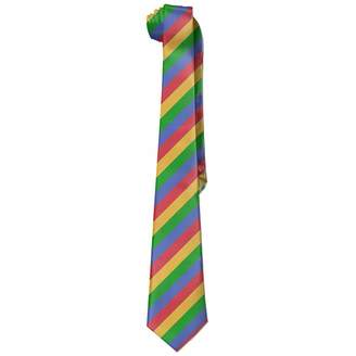 Cap shorts Google Colors Necktie Skinny Ties