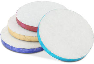 Thirstystone 4-Pc. Jewel-Tone-Edge Marble Coaster Set