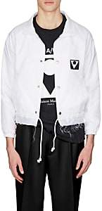 Maison Margiela Men's Nylon Snap Jacket - White