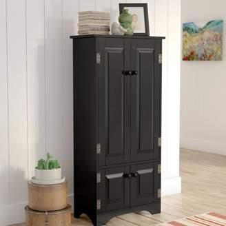 Andover Mills Abernathy 2 Door Accent Cabinet