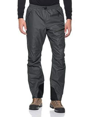 5Oaks Men's Waterproof Comfort-Fit Rain Over Pants XXL