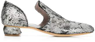 Officine Creative Sauvanne pointed slippers
