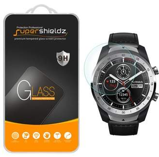 [1-Pack] Supershieldz for TicWatch Pro Tempered Glass Screen Protector, Anti-Scratch, Anti-Fingerprint, Bubble Free