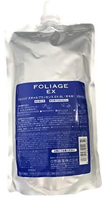 中野製薬 フォリッジ スキャルプエッセンス EX-BL 500ml [医薬部外品]
