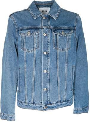 MSGM Classic Denim Jacket