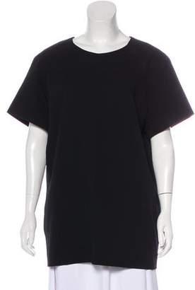 Gareth Pugh Wool Short Sleeve Tunic