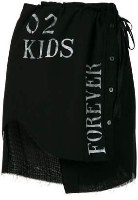 Ann Demeulemeester Kids Forever skirt