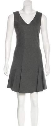 Diane von Furstenberg Fit & Flare Sleeveless Dress