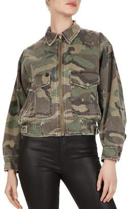 7a87a6772ee The Kooples Women's Denim Jackets - ShopStyle