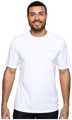 Columbia PFG ZERO Rulestm S/S Shirt Men's Short Sleeve Pullover