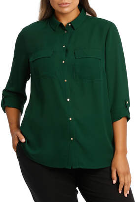 Double Pocket Soft Shirt