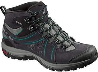 Salomon Women's Ellipse 2 Mid LTR GTX W Hiking and Multifunction Shoe