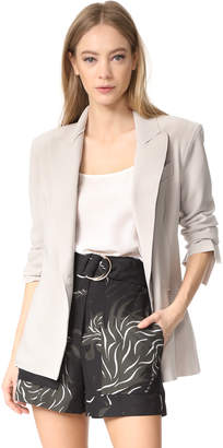Norma Kamali Double Breasted Jacket $325 thestylecure.com