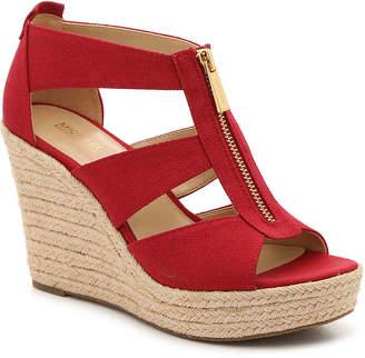 MICHAEL Michael Kors Damita Espadrille Wedge Sandal - Women's