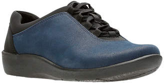 Clarks Sillian Pine Womens Oxford Shoes