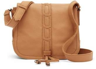 Liebeskind Berlin Huntsville Woodstock Vintage Leather Crossbody Bag