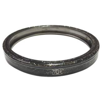 Chanel Anthracite Metal Bracelets