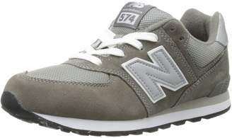 New Balance Classic Traditionnels 574 Grey YouthTrainers