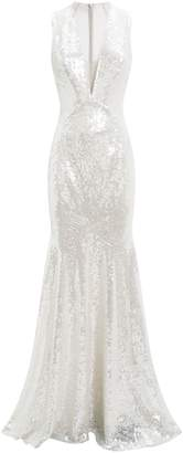 Jenny Packham Gloria Sequin Gown