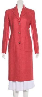 Celine Long Cashmere Coat