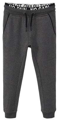 MANGO Message jogging trousers